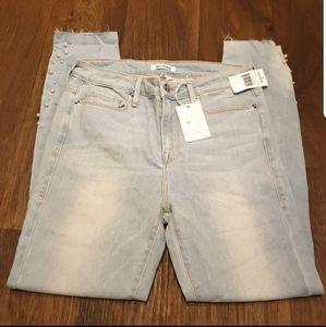 Good Legs skinny fit jeans